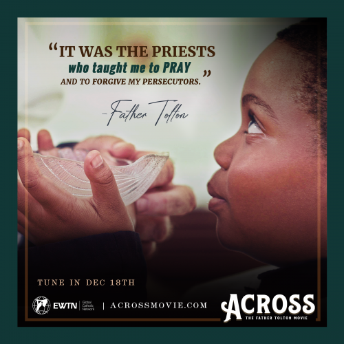 Across: The Father Tolton Movie